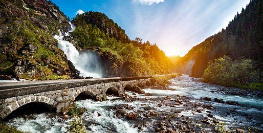 Nové zájezdy do Skandinávie