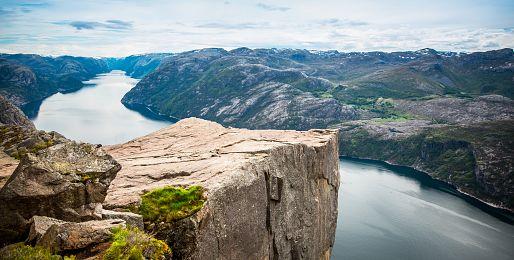 Zájezdy za přírodou Skandinávie letecky z Ostravy
