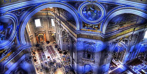 Poznávací zájezdy do Vatikánu