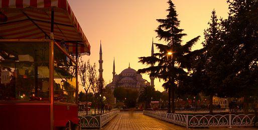 Istanbul letecky z Vídně
