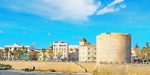 Lehce turistické zájezdy na Sardinii
