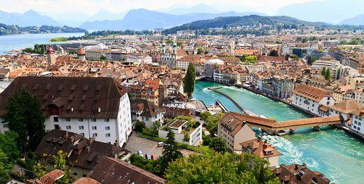 Poznávací zájezdy do Luzernu