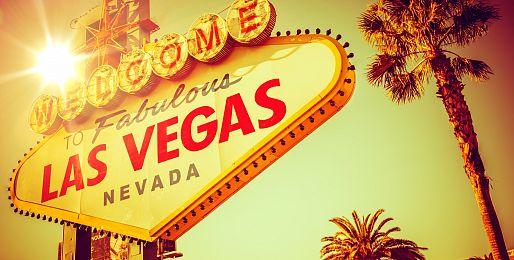 Las Vegas letecky