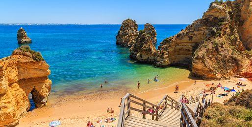 Algarve a moře