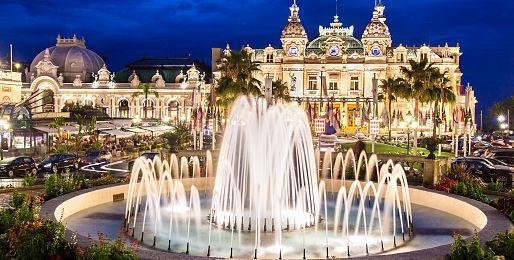 Monte-Carlo letecky