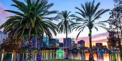 Florida a zábavní parky