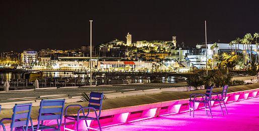 Zájezdy do Cannes na Azurové pobřeží