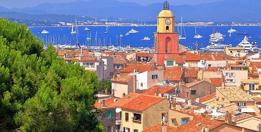 Poznávací zájezdy do Saint-Tropez