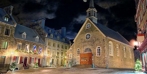 Montréal letecky z Prahy