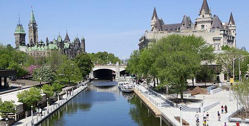 Poznávací zájezdy do Ottawy