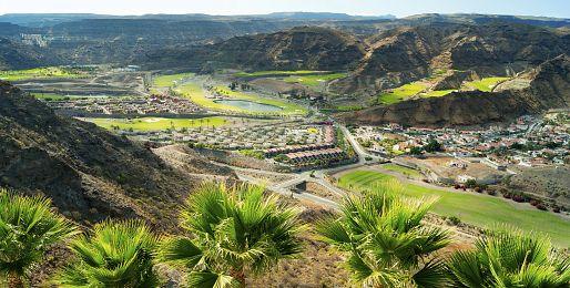 Gran Canaria letecky