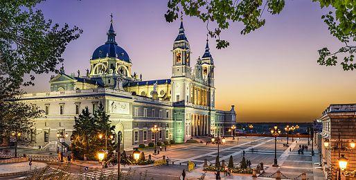 Madrid letecky z Ostravy