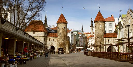 Poznávací zájezdy do Vilniusu