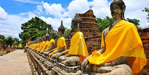 Nové zájezdy do Thajska