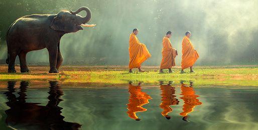 Exotické zájezdy do Thajska