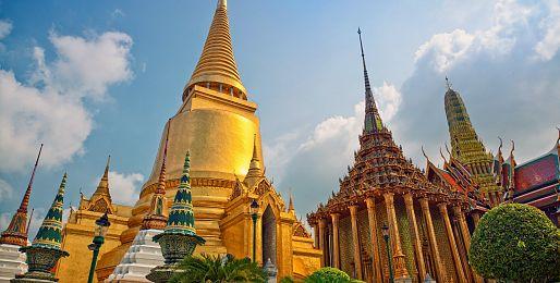 Thajsko letecky