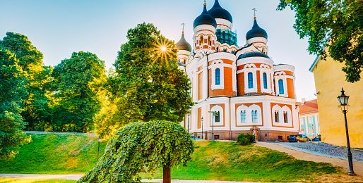 Poznávací zájezdy do Tallinu