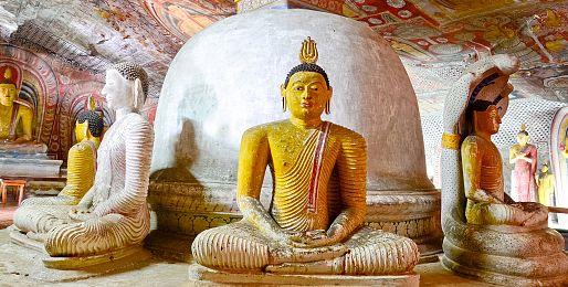 Exotické zájezdy na Srí Lanku