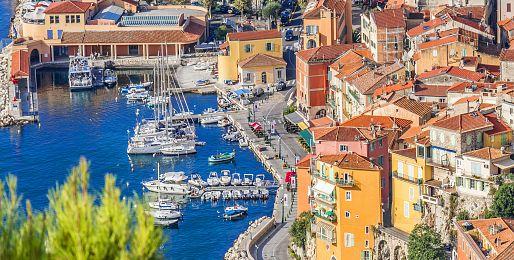 Poznávací zájezdy do Nice