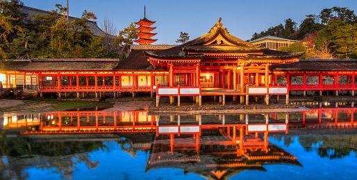 Japonsko letecky