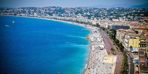 Zájezdy na Azurové pobřeží do Nice