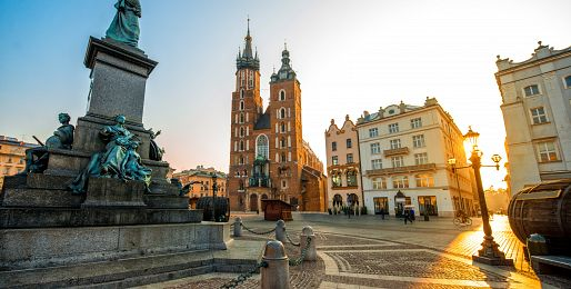 Nové zájezdy do Polska