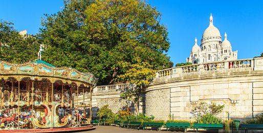 Zájezdy do zábavních parků ve Francii letecky z Ostravy