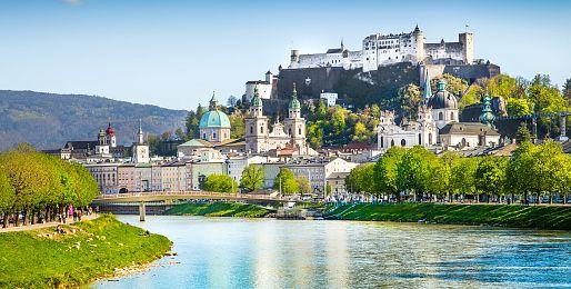 Salzburg autobusem