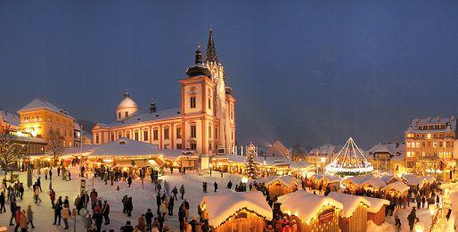 Adventní zájezdy z Brna