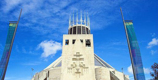Liverpool letecky