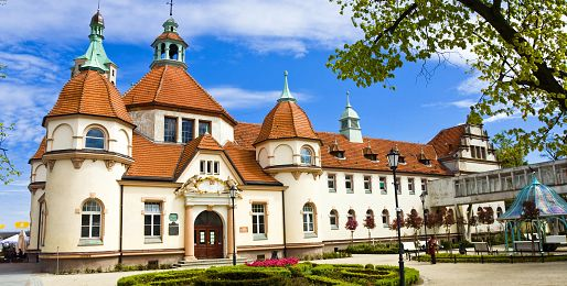 Poznávací zájezdy do města Sopoty