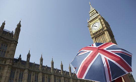 To nejlepší z Londýna + PARLAMENT (letecky z Košic)