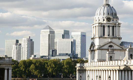 Londýn pro pokročilé (letecky z Brna)