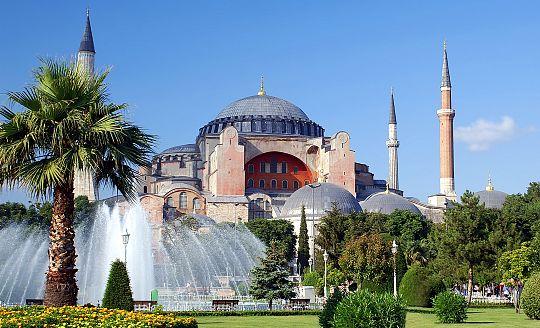 To nejlepší z Istanbulu + PRINCOVY OSTROVY (letecky z Vídně)