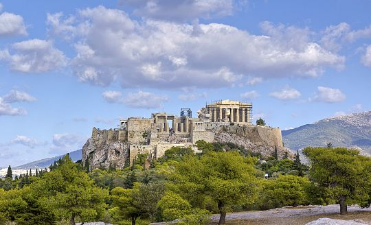 To nejlepší z Řecka (malý okruh)