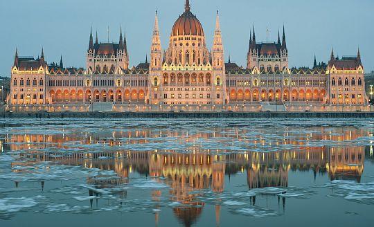 Adventní Budapešť (autobusem z Brna)