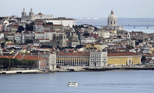 To nejlepší z Lisabonu + SLAVNOSTI VÍNA (letecky z Prahy)