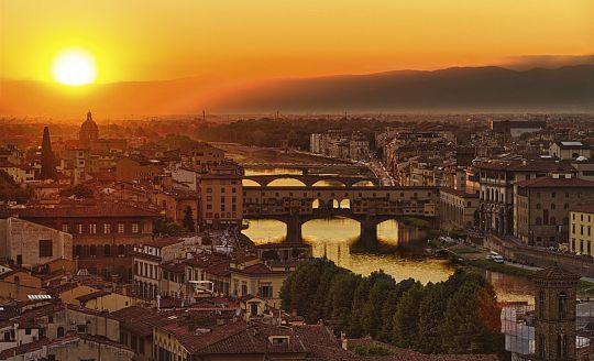 To nejlepší z Florencie (letecky z Ostravy – Brna – Vídně)