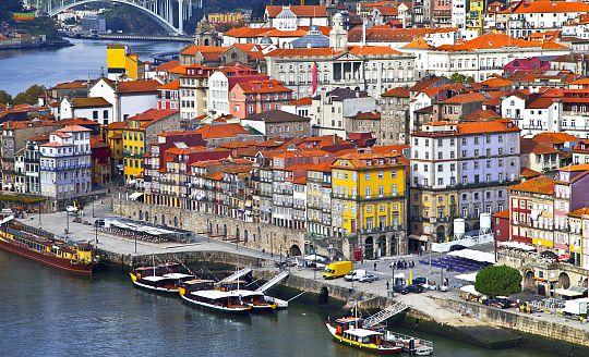 To nejlepší z Portugalska (letecky z Prahy)