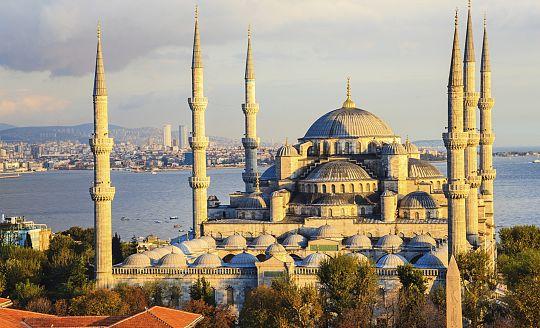 To nejlepší z Istanbulu + NÁKUPY A LÁZNĚ (letecky z Prahy)