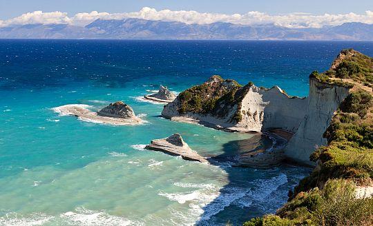To nejlepší z Korfu + BUTRINT (letecky z Prahy)