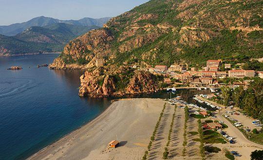 To nejlepší z Korsiky + AZUROVÉ POBŘEŽÍ + SLAVNOSTI JASMÍNU (autobusem)