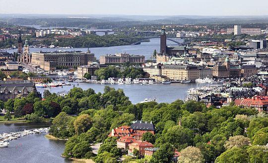 To nejlepší ze Švédska + KODAŇ + OSLO (letecky z Prahy)