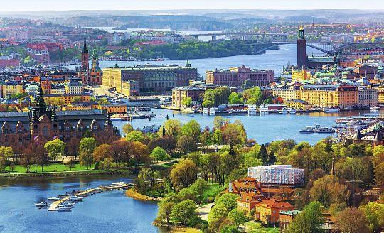 To nejlepší ze Stockholmu (letecky z Ostravy – Katovic)