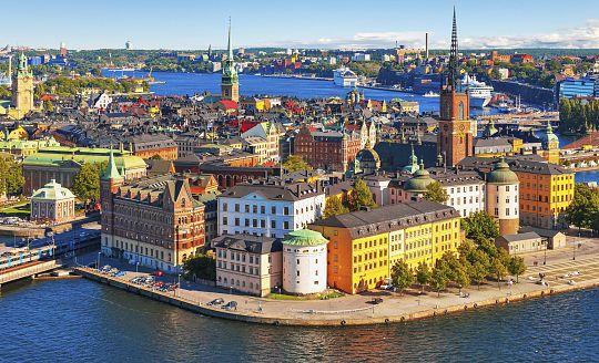 To nejlepší ze Švédska + KODAŇ + OSLO  (autobusem)