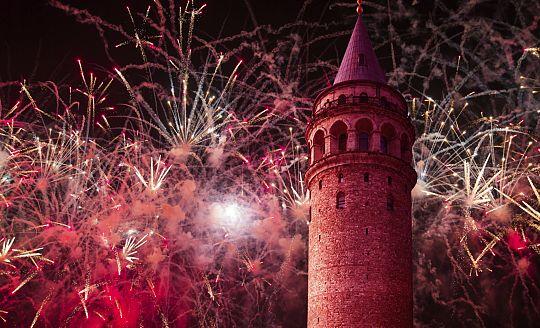 To nejlepší z Istanbulu + SILVESTR (letecky z Vídně)