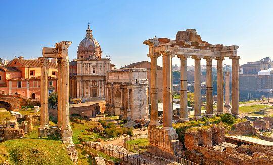 To nejlepší z  Říma + NEAPOLSKÝ ZÁLIV + CAPRI (autobusem)