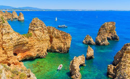 To nejlepší z Algarve + MOŘE (letecky z Prahy)