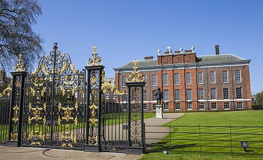 To nejlepší z Londýna + KENSINGTON PALACE (letecky z Brna)