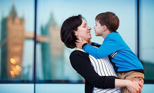 Londýn pro rodiče a děti (letecky z Brna)